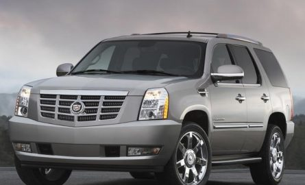 The popularity of the Escalade Cars